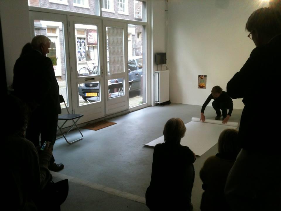 MariekeGelissen_Rewind_Performance_PercipiGallery_2014
