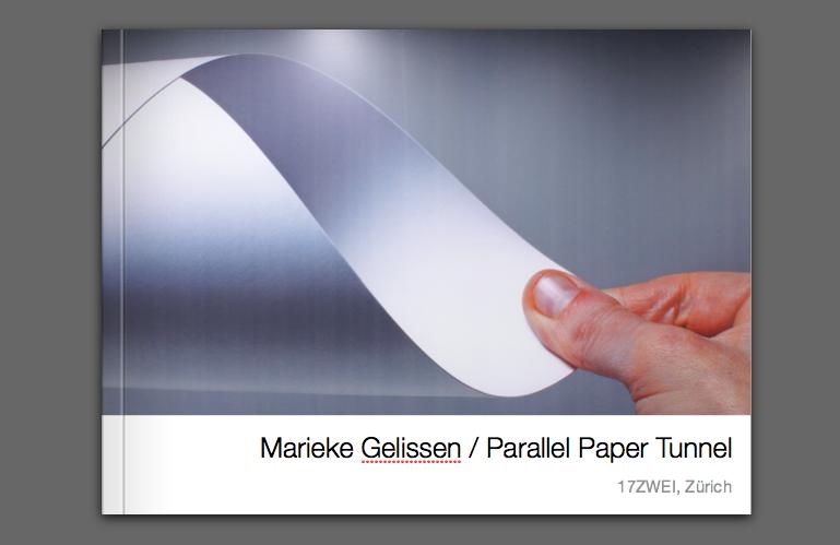 Marieke Gelissen_ParallelPaperTunnel_Zurich